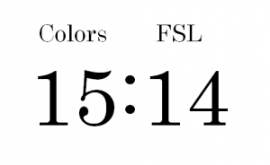 Colors-fsl